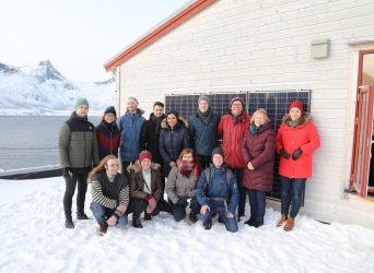 UiT-forskarar skaffar grøn og smart energi til Senja