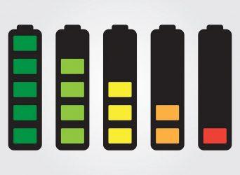 Kan batteri kurere blink?